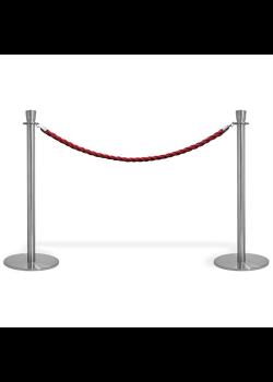 Köavskiljare – VIP-avspärrning med rött avspärrningsband-20