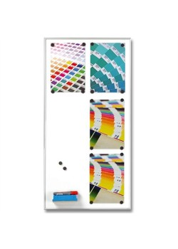 Whiteboardtavla Magnetic 6 x A4-20