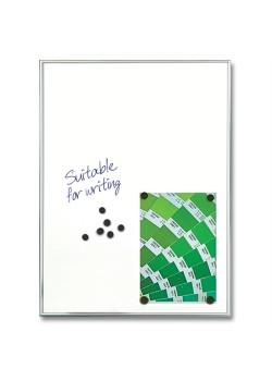Whiteboardtavla Magnetic 4 x A4-20