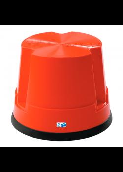 Mini Kick-step / rullpall - Röd
