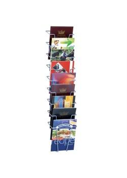 Index broschyrställ 9 st A5 fack-20