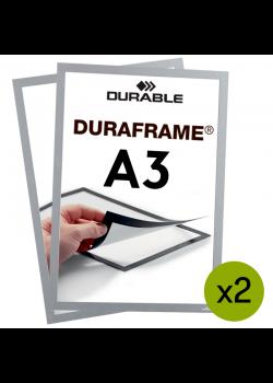 Magnetram - Duraframe® - A3 Silver