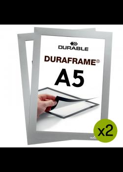 Magnetram Duraframe® - A5 Silver