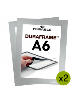 Magnetram Duraframe® - A6 Silver