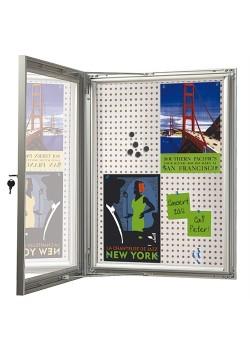 Anslagsskåp, Infobox Combi med lås, 4xA4-20
