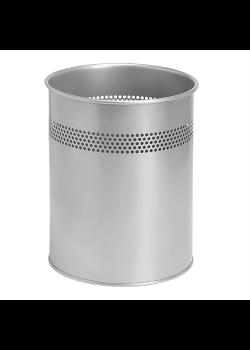 Standard papperskorg Silver-20