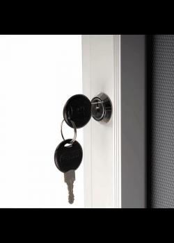 Extra nycklar för skyltskåp/anslagsskåp (set av 2 st)