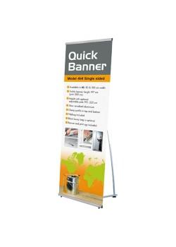 Quick Bannerställ Enkelsidigt-20