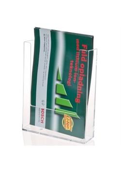 Taymar broschyrställ 1/3 A4 W110-20