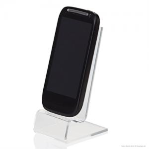 Mobiltelefon hållare i akryl