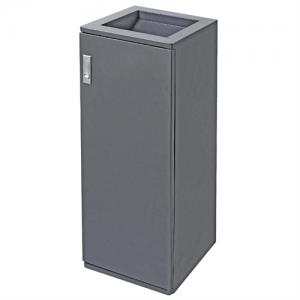 Inomhus avfallsbehållare