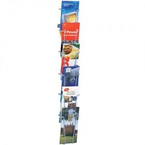 Index vägg broschyrställ 6 x 1/3 A4